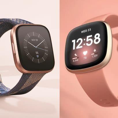 Porównanie: Fitbit Versa 3 vs Versa 2