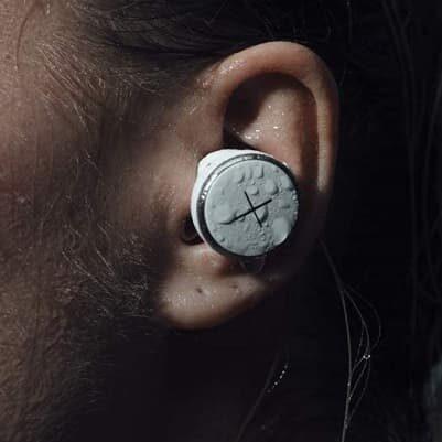 X by Kygo Xellence słuchawki TWS z testerem słuchu