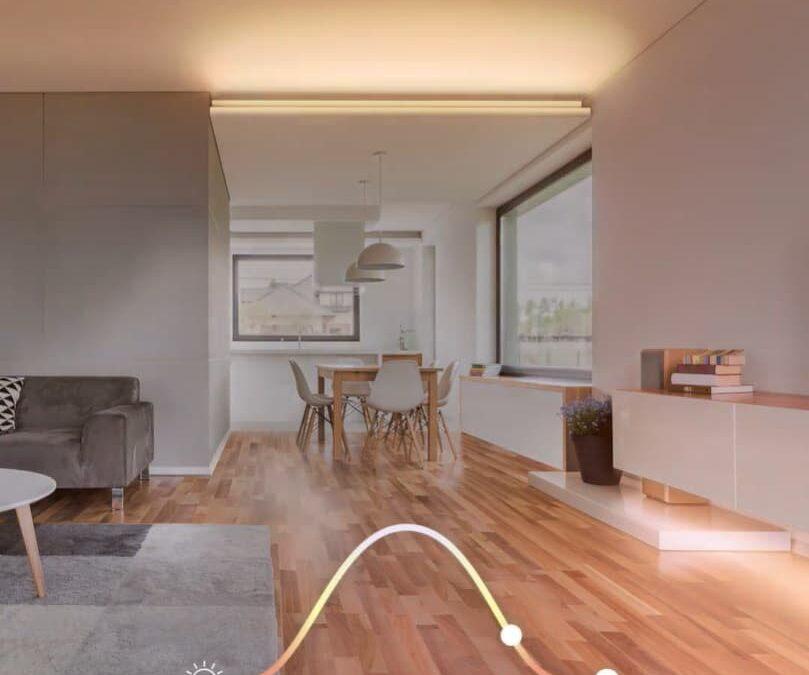 Eve Light Strip z Adaptive Lighting