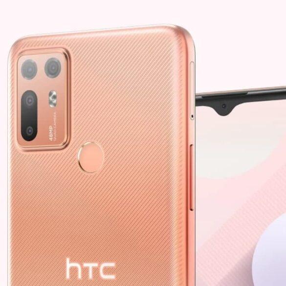 HTC Desire 20+