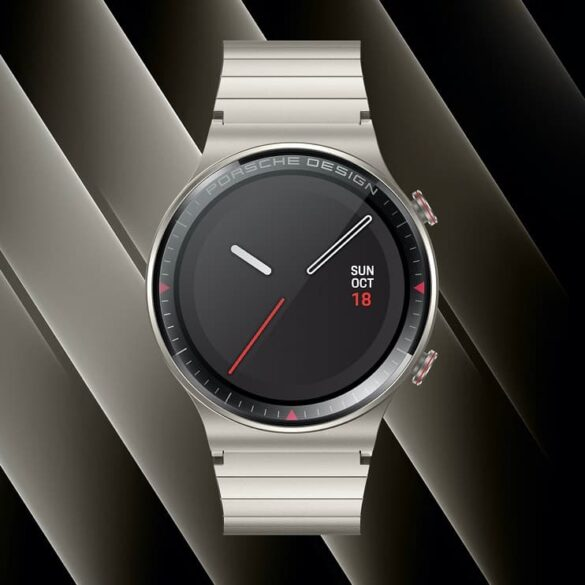 smartwatch Huawei Watch GT 2 Porsche Design