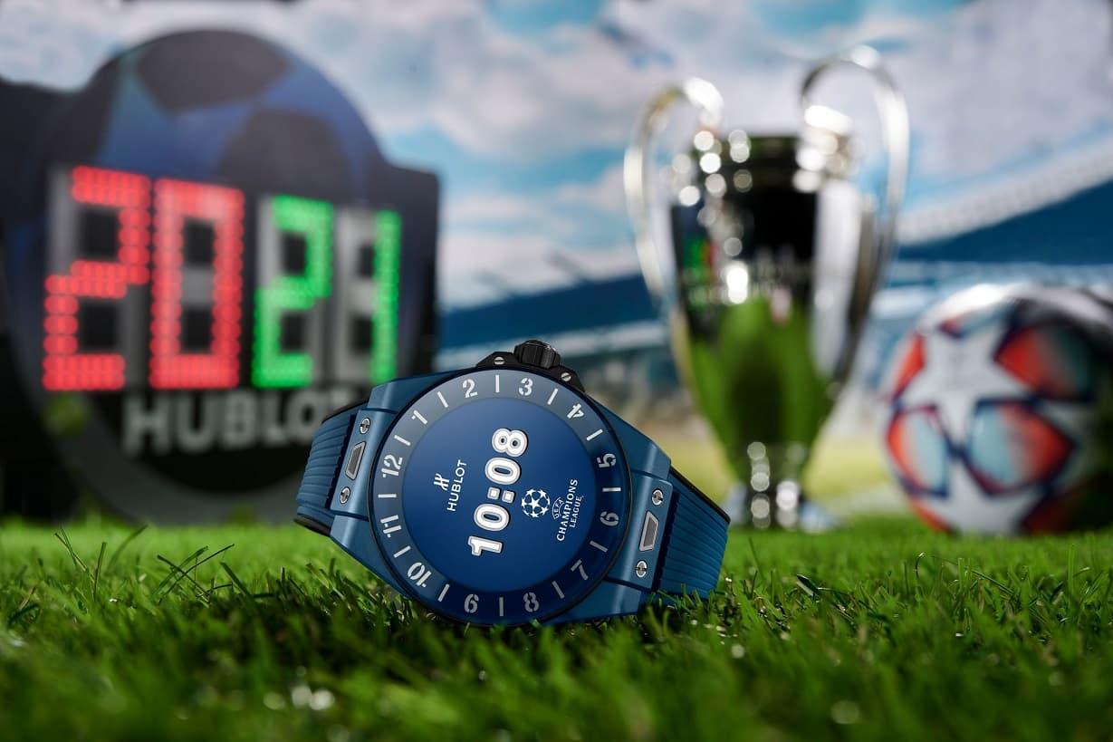Hublot Big Bang e UEFA Champions League