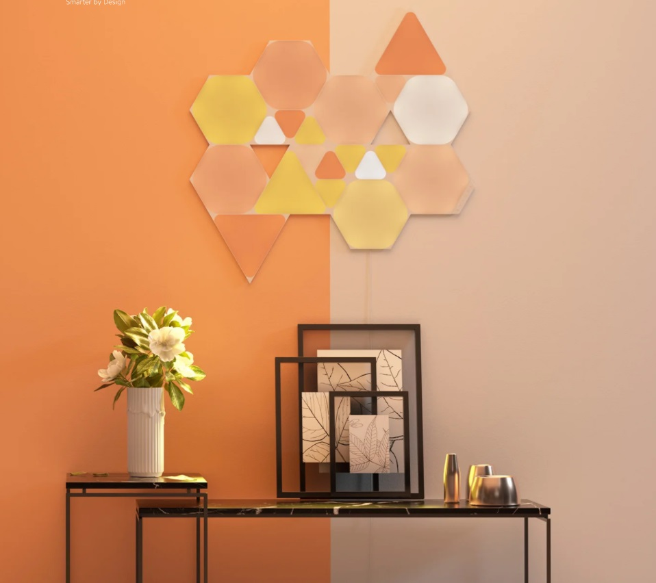 Nanoleaf Shapes smart LED