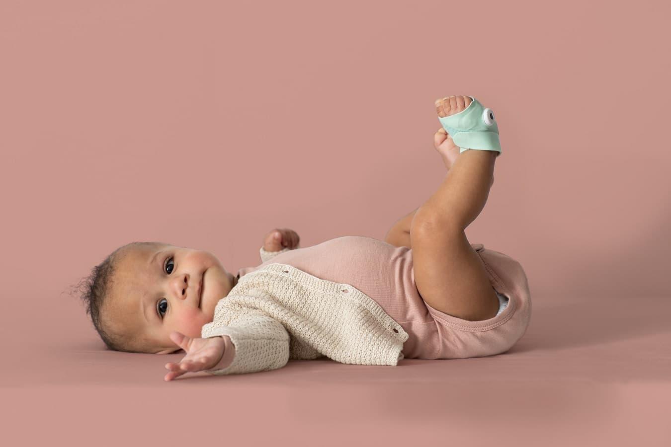 Owlet Smart Sock 3 skarpetka z czujnikami dla dziecka