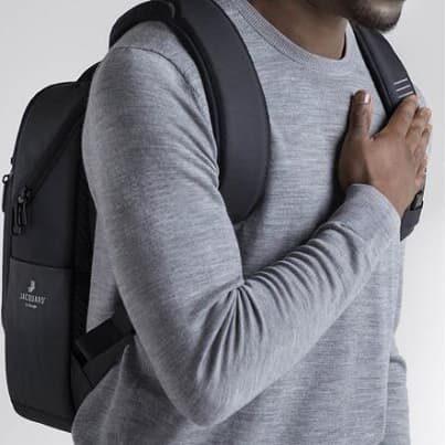 Samsonite Konnect-i – smart plecak z Jacquard Tag