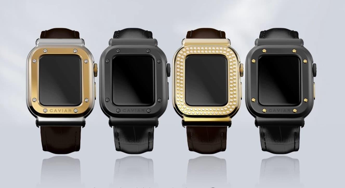 Caviar Apple Watch 6