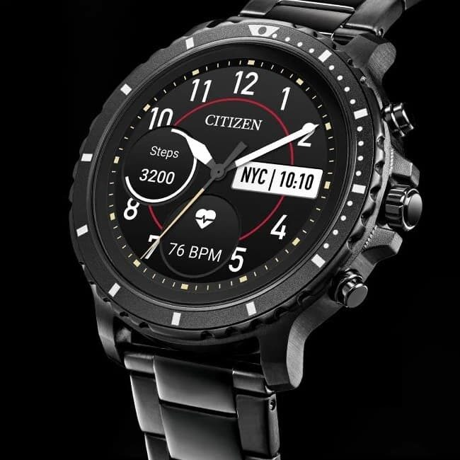 Citizen CZ Smart z Wear OS
