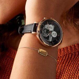 Fossil Hybrid HR Monroe hybrydowy smartwatch