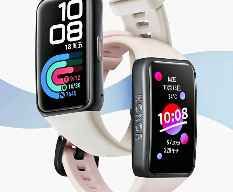Honor Band 6 – niedrogi smartband, duży ekran
