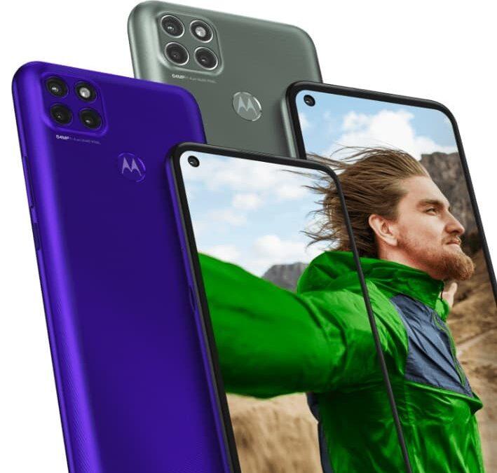 Motorola Moto G9 Power z baterią 6000mAh