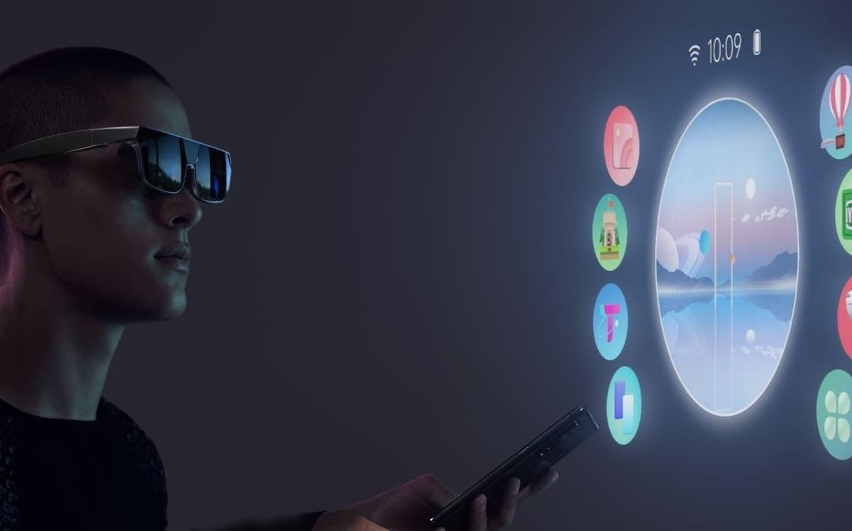 smart okulary Oppo AR Glass 2021
