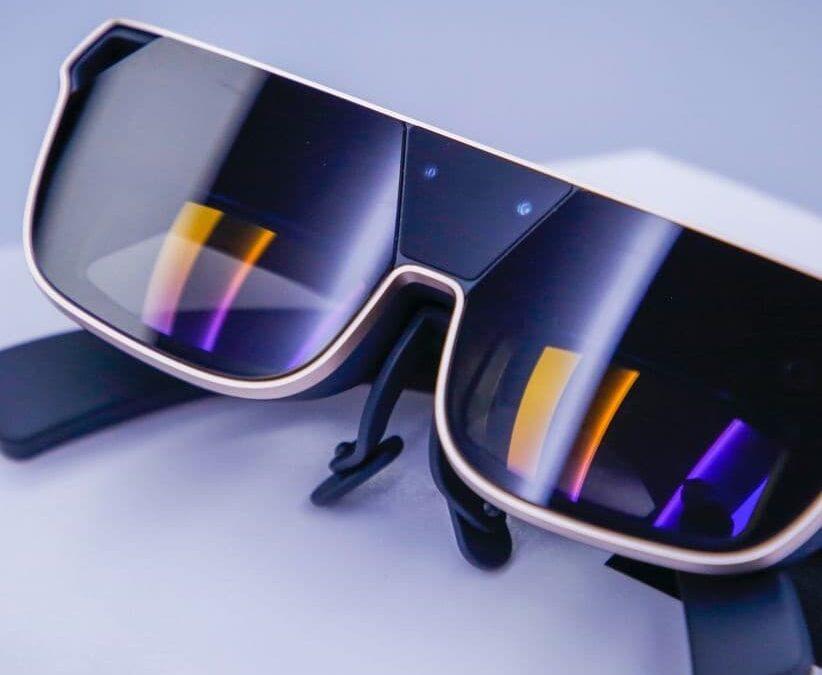 Oppo AR Glass 2021 – smart okulary ze stylem