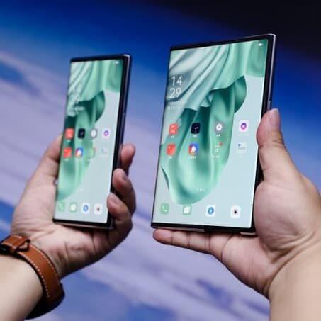 Oppo X 2021 – rozwijany smartfon z Androidem