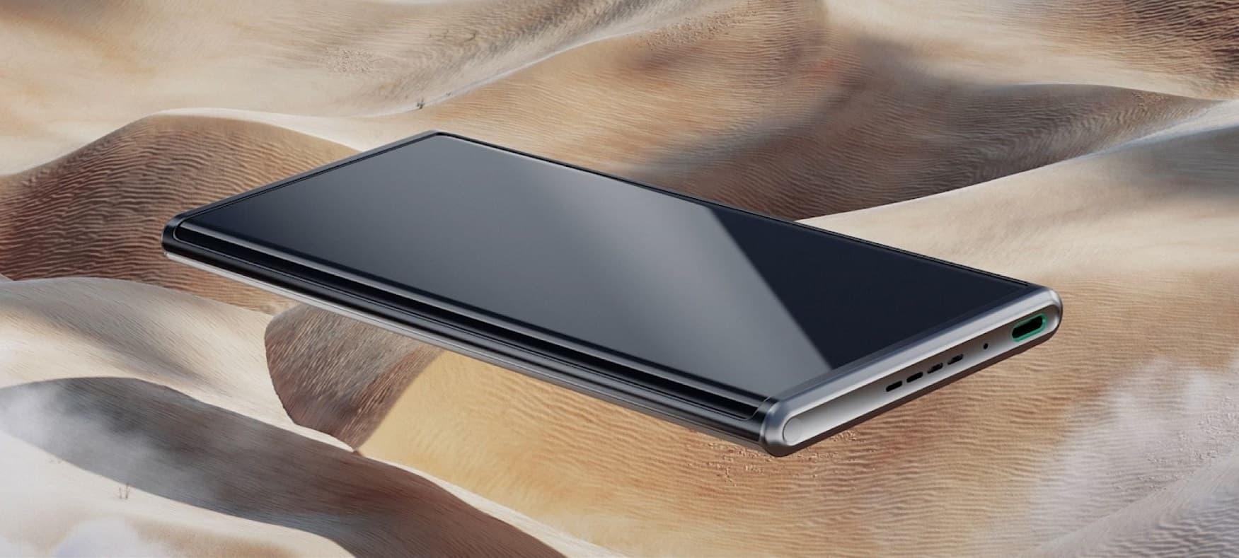 Oppo X 2021 - rozwijany smartfon z Androidem