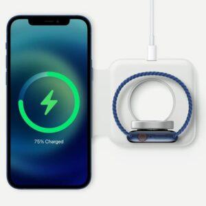 Apple MagSafe Duo z Qi