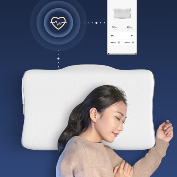 Huawei Smart Latex Pillow – smart poduszka dla smart snu