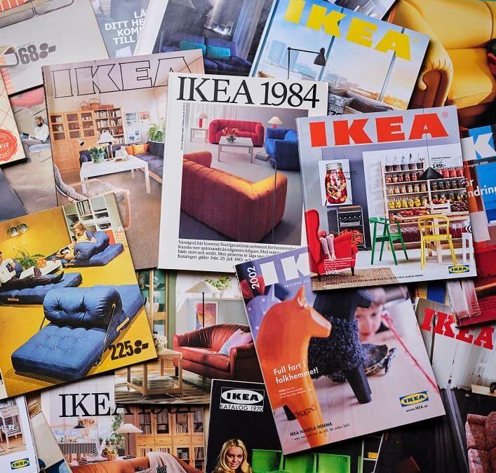 Koniec katalogów IKEA. Czas na aplikacje