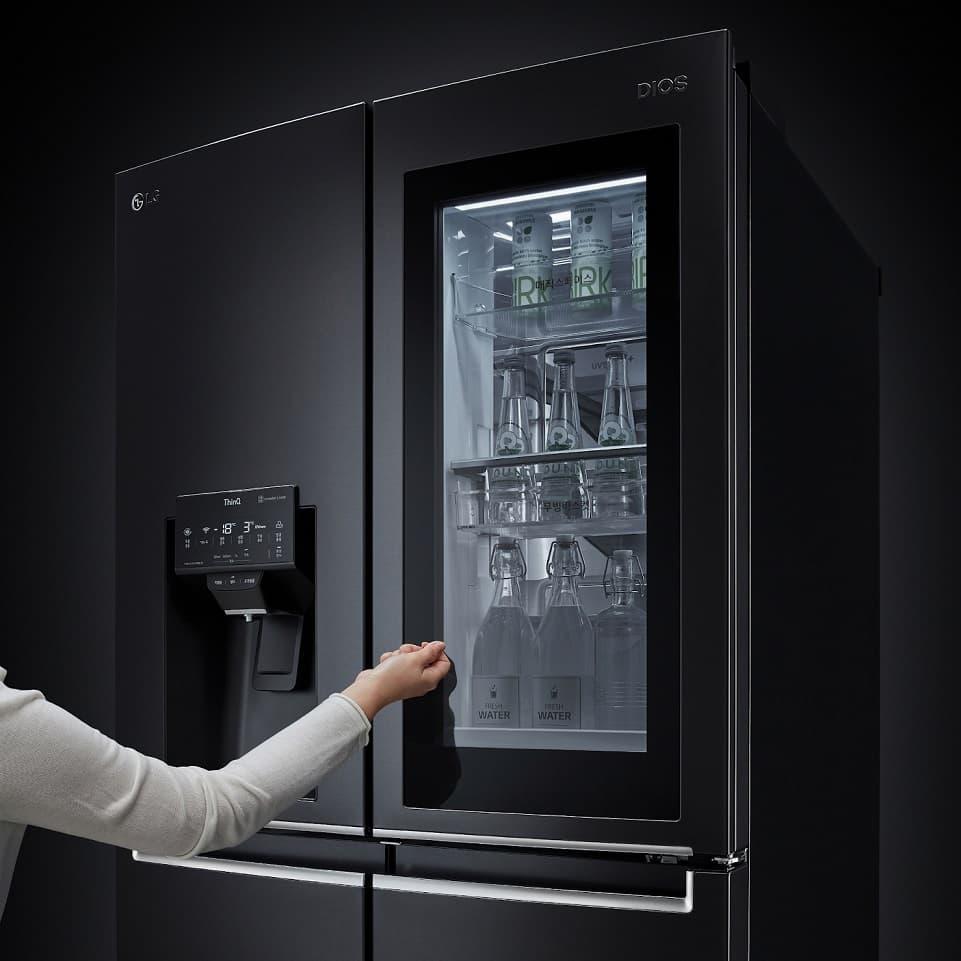 LG InstaView 2021 Door-in-Door