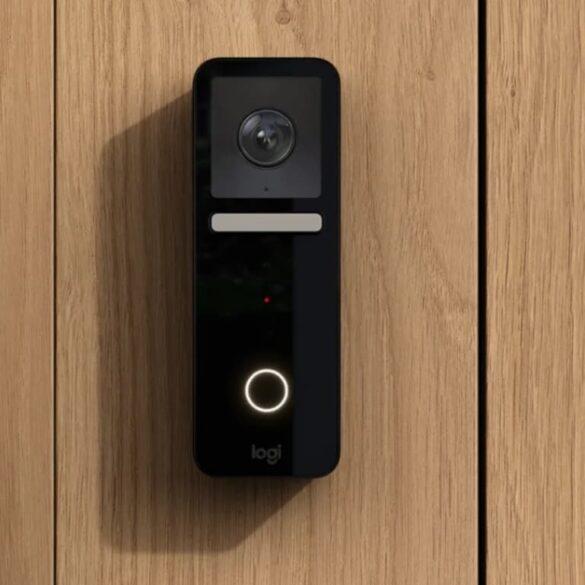 Logitech Circle View Doorbell Prywatny monitoring w HomeKit