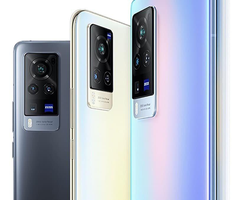 Vivo X60 i X60 Pro – jest gimbal, 120Hz i Exynos 1080