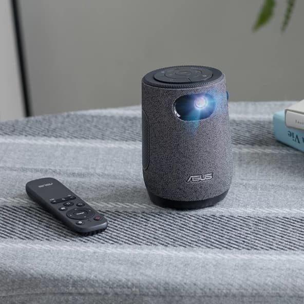 ASUS ZenBeam Latte L1 – mini projektor i głośnik BT