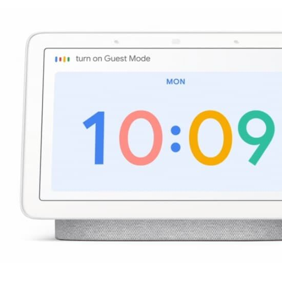 Asystent Google Guest Mode