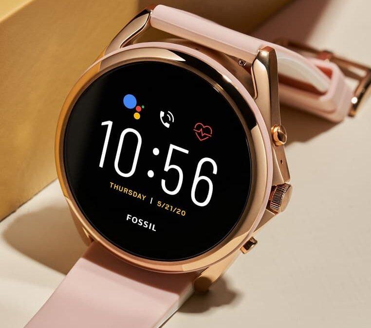 Smartwatche Fossil Gen 5 z LTE