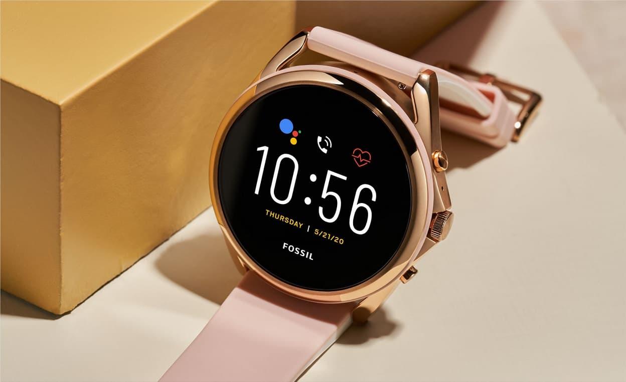 Fossil Gen 5 LTE smartwatch z eSIM