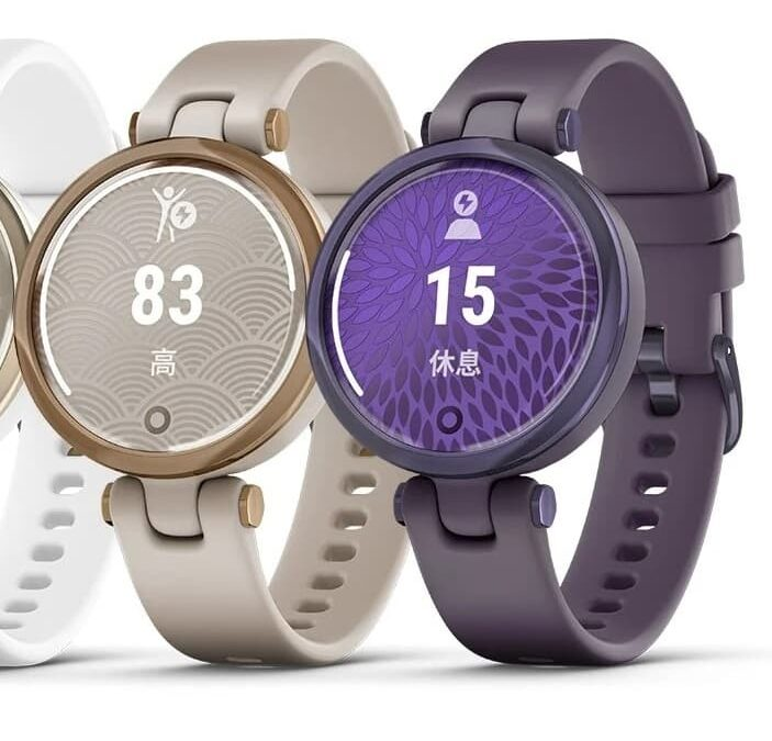 Garmin Lily – malutki, damski smart zegarek