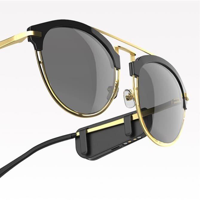 JBuds Frames – otwarte słuchawki na okulary
