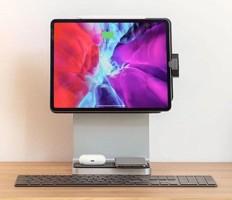 Kensington StudioDock – iPad jak komputer