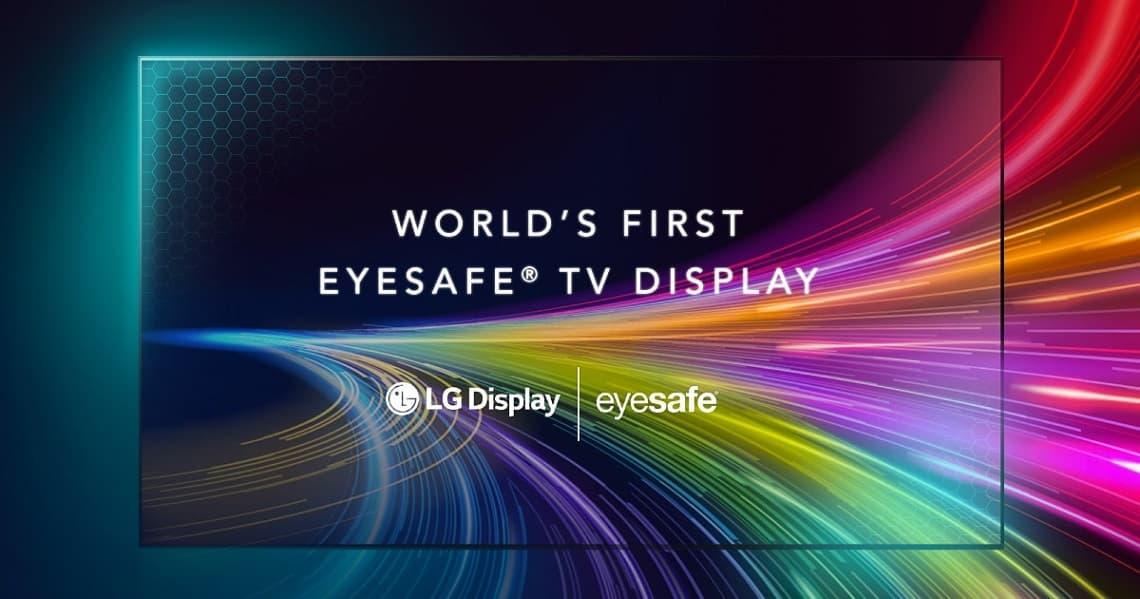 LG Display EyeSafe
