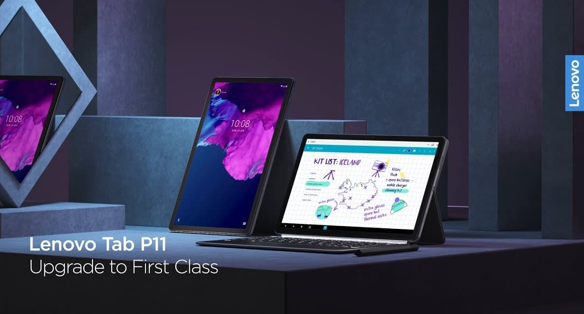 Lenovo Tab P11 tablet z Androidem
