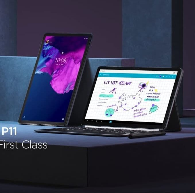 Lenovo Tab P11 – ciekawy tablet z Androidem