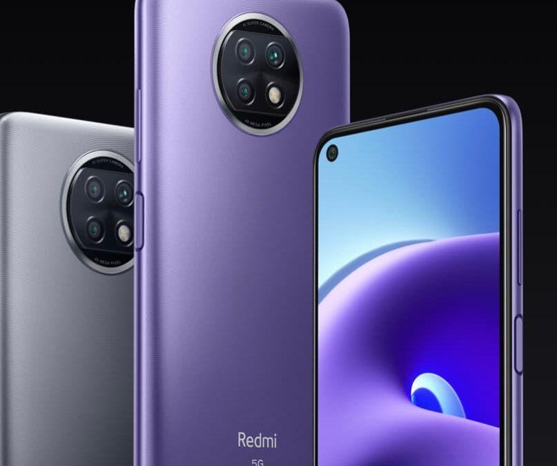 Redmi Note 9T z 5G i Redmi 9T