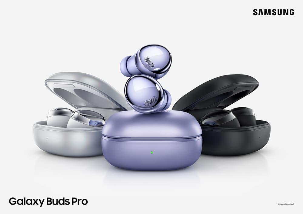 Samsung Galaxy Buds Pro z ANC
