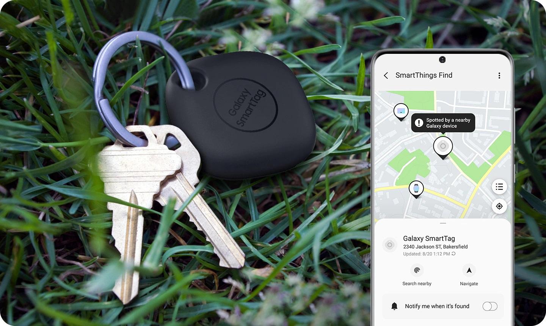 Samsung SmartThigs Find