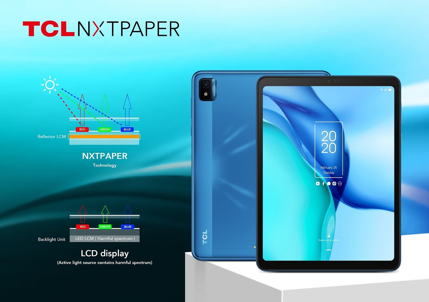 TCL NXTPAPER