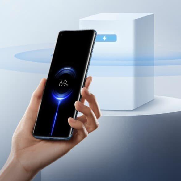 prawdziwie bezprzewodowe ładowanie Xiaomi Mi Air Charge
