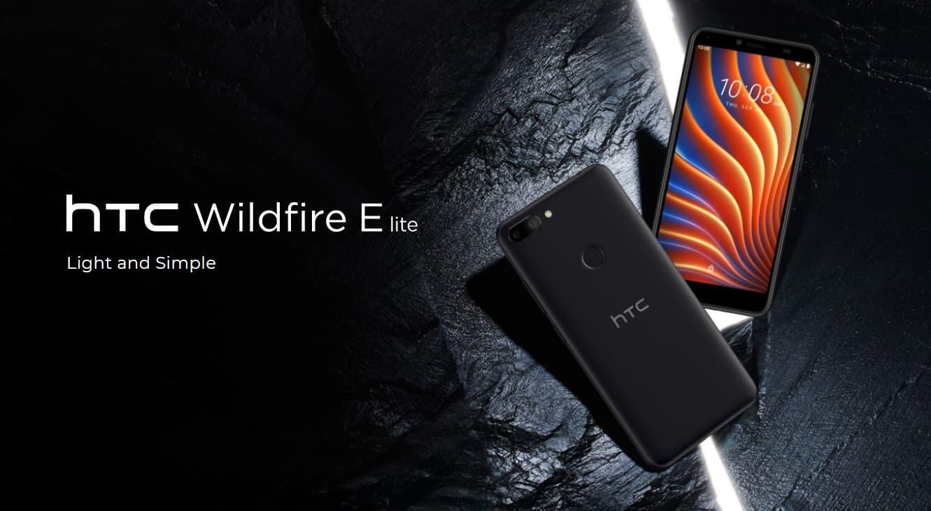 HTC Wildlife E lite