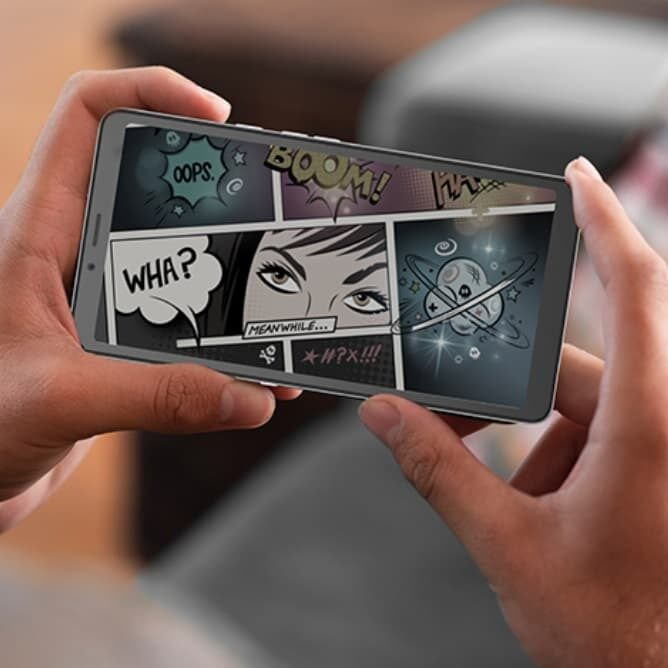 HiSense A7CC – smartfon z kolorowym E Ink