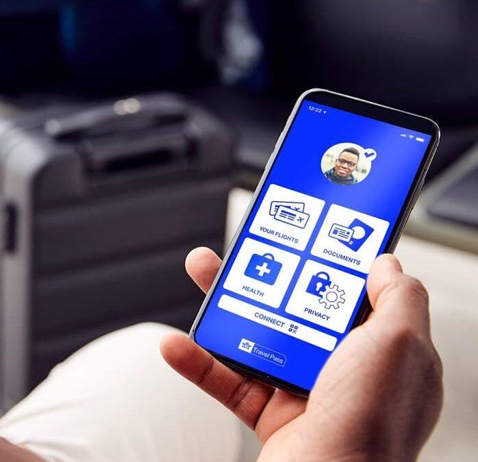 Aplikacja Travel Pass – cyfrowy paszport zdrowia?