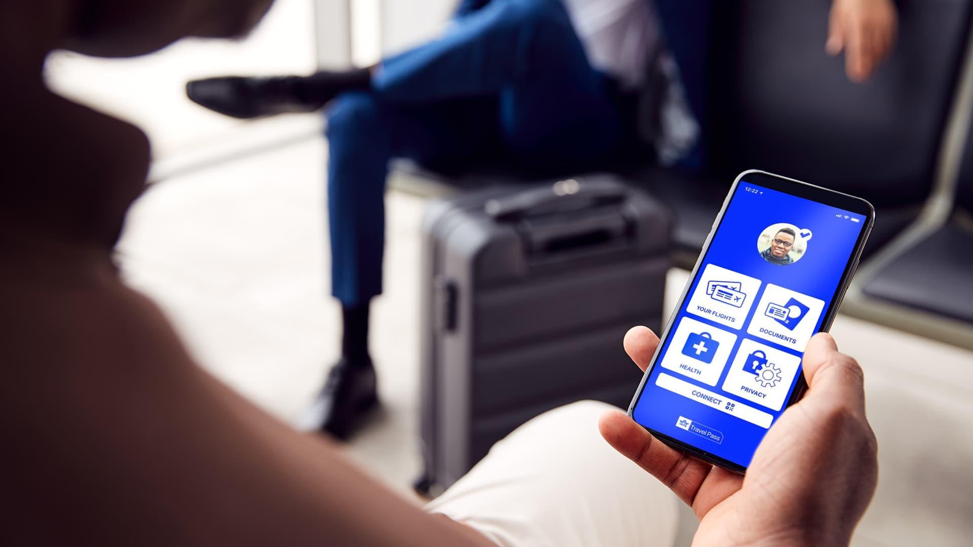 IATA Travel Pass aplikacja covid-19
