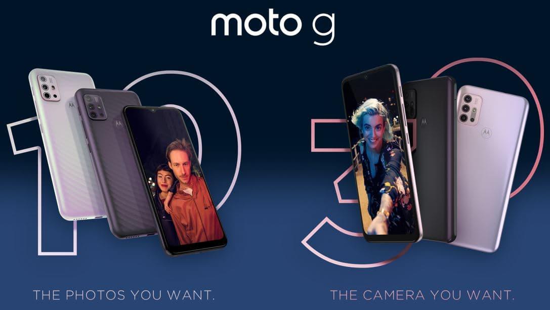 Moto G10 vs Moto G30