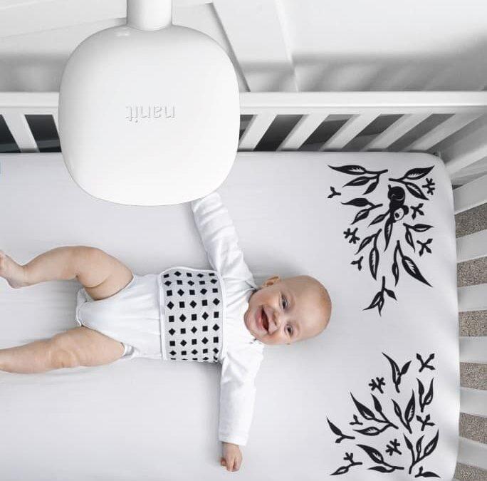 Nanit Pro i Smart Sheet do monitorowania dziecka