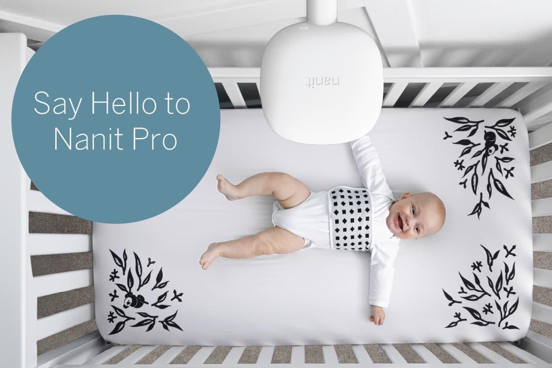 monitoring dziecka Nanit Pro