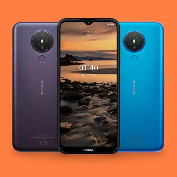 Nokia 1.4 budżetowy Android 10