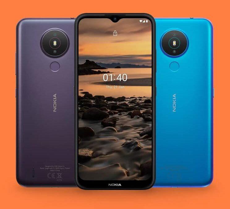 Nokia 1.4 – pierwszy budżetowiec na 2021 rok