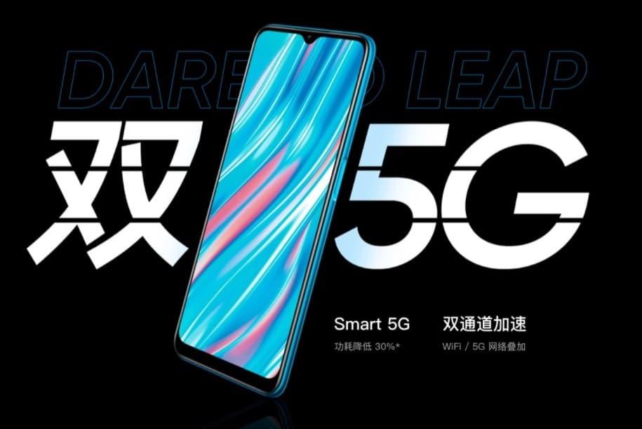 Realme V11 5G tani smartfon