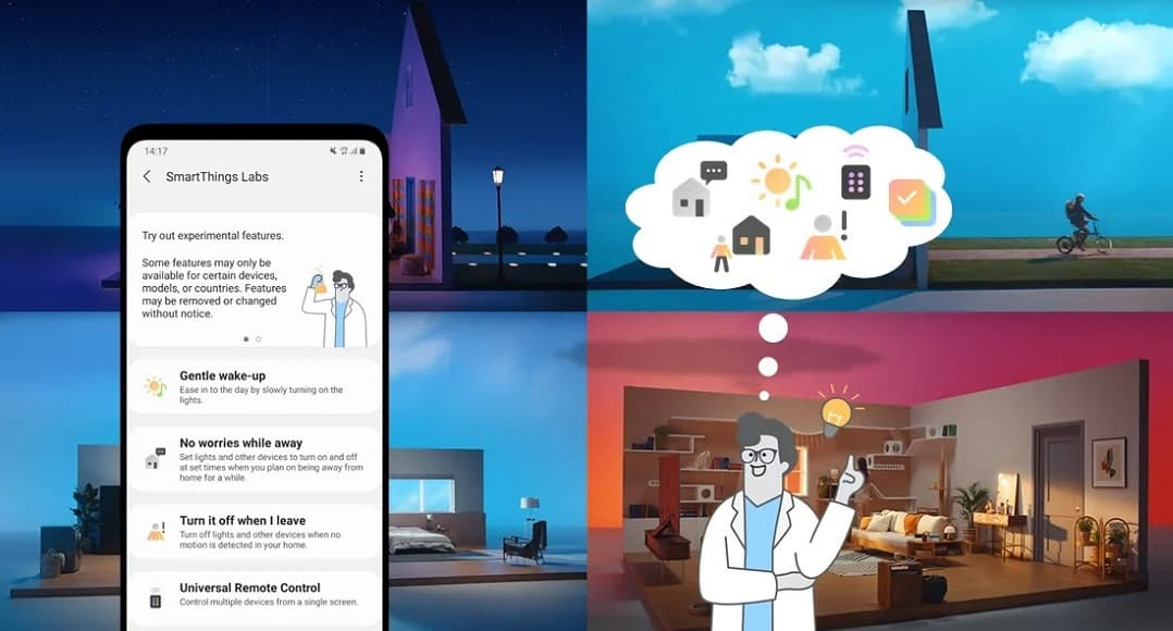 Samsung SmartThings Labs